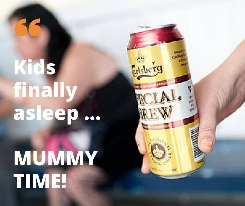 Mummy Time - Beer